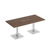 СИ 151 Стол для переговоров на квадратных опорах-колоннах