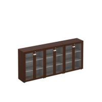 ПР 340 Шкаф комбинированный средний (стекло + стекло + стекло)