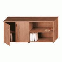Исп.07 Шкаф комбинированный низкий (закрытый + стеллаж)