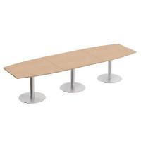 МЕ 144 Стол для переговоров на опорах-колоннах