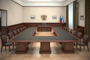 Переговорные столы Washington