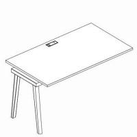 АЛ 9025-1 Секция стола рабочей станции