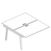 АЛ 9178-1 Секция стола рабочей станции (2х160)